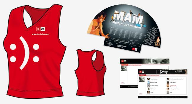 Disseny de logotip i personal branding per a Toni Albà merchadising adn_alba_merchan5