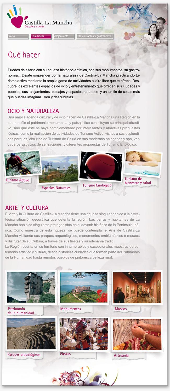 Campaña de marketing online turístico de Castilla la Mancha para lastminute.com adn_lasminute-cm_que-hacer-5