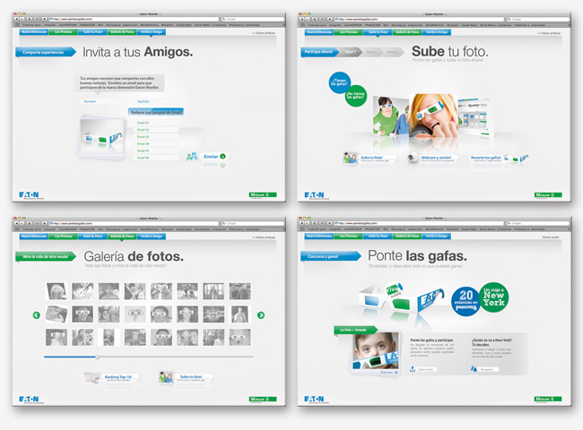 Estrategia creativa de comunicación para dar a conocer la nueva identidad corporativa de la multinacional Eaton a los clientes de Moeller